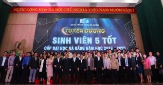 Hội Sinh viên Đại học Đà Nẵng tổ chức kỷ niệm 71 năm ngày truyền thống Học sinh sinh viên và Hội Sinh viên Việt Nam