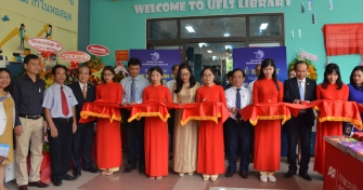 Trường Đại học Ngoại ngữ-Đại học Đà Nẵng khai trương, chính thức đưa vào hoạt động Trung tâm Công nghệ thông tin và Học liệu