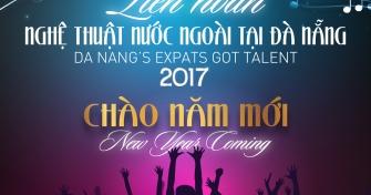 """Liên hoan nghệ thuật nước ngoài tại Đà Nẵng năm 2017 - """"Da Nang's Expat Got Talent 2017"""""""