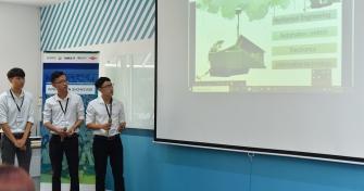 Máy nhặt rác biển thông minh: Từ ý tưởng đến sản phẩm công nghệ hữu ích vì cộng đồng