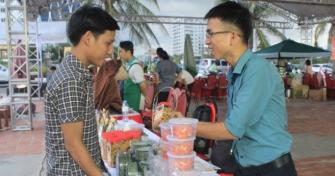 sinh viên Đại học Đà Nẵng xây dựng được một doanh nghiệp nông nghiệp ứng dụng công nghệ cao, có sản phẩm bán trên thị trường toàn quốc