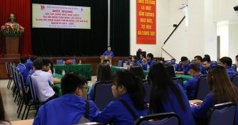 Hội nghị học tập, quán triệt Nghị quyết đại hội Đoàn toàn quốc lần XI