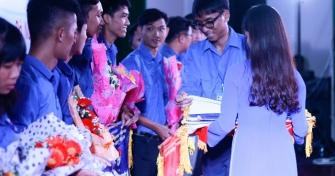 Đoàn Đại học Bách Khoa: Lễ tổng kết Công tác Đoàn và Phong trào thanh niên năm học 2016-2017