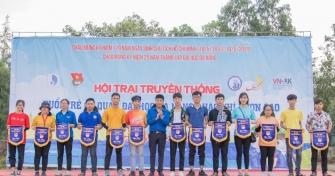 """Hội trại truyền thống """"Tuổi trẻ Cơ quan Đại học Đà Nẵng – Hào khí vươn cao"""""""