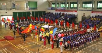 Gần 800 vận động viên tham gia thi đấu tại Đại hội Thể thao Sinh viên Đại học Đà Nẵng lần thứ X – 2017