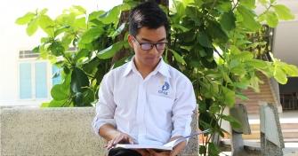 """Nguyễn Đức Huy: Không chỉ là chàng sinh viên """"5 tốt"""""""