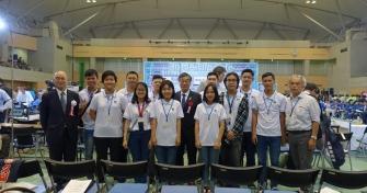 Sinh viên Trường ĐH Bách khoa - ĐHĐN giao lưu khoa học trẻ Sakura 2018 tại Nhật Bản