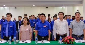Đại hội đại biểu Đoàn TNCS Hồ Chí Minh Cơ quan ĐHĐN: Đoàn kết, đổi mới, chung tay xây dựng Đại học Đà Nẵng phát triển toàn diện và bền vững