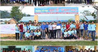 Chiến dịch Tình nguyện hè 2017: Tuổi trẻ Đại học Đà Nẵng chung tay xây dựng nông thôn mới và đô thị văn minh