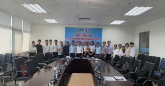 Hội nghị kiện toàn nhân sự Ban chấp hành Hội Sinh viên Đại học Đà Nẵng Khoá IV, nhiệm kỳ 2016-2021.