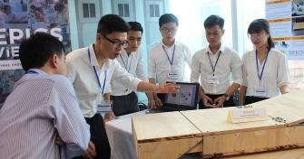 Nhóm sinh viên Trường Đại học Bách khoa, Đại học Đà Nẵng giành chiến thắng tại EPICS