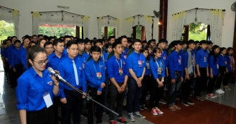 """Hành trình """"theo chân Bác"""": Đoàn Đại học Đà Nẵng khởi động Tháng Thanh niên hướng tới kỷ niệm 50 năm thực hiện Di chúc của Người"""