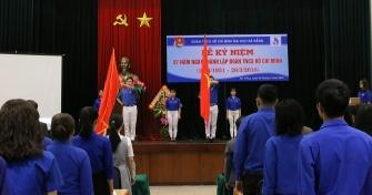 Đại học Đà Nẵng tổ chức kỷ niệm 87 năm ngày thành lập Đoàn Thanh niên Cộng sản Hồ Chí Minh