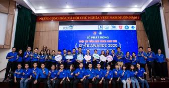 Phát động cuộc thi Tiếng anh trong sinh viên Starawards 2020 (SA2020)  với quy mô toàn quốc