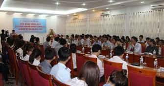Hội nghị tổng kết hoạt động Sinh viên NCKH và các nhóm SRT năm học 2016-2017 của Trường Cao đẳng Công nghệ - Đại học Đà Nẵng