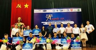Đoàn Thanh niên, Hội Sinh viên Đại học Đà Nẵng tổ chức thành công Cuộc thi Tiếng Anh trong sinh viên - Giải thưởng Star Awards - 2018, cụm thi Đà Nẵng