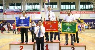 Bế mạc Đại hội Thể thao Sinh viên Đại học Đà Nẵng lần X: Đoàn Trường ĐH Kinh tế giành giải Nhất toàn đoàn
