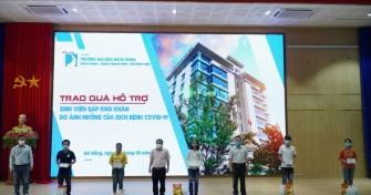 Các trường thành viên Đại học Đà Nẵng với nhiều hoạt động ý nghĩa đầu năm học mới, hỗ trợ sinh viên vượt khó do dịch Covid-19