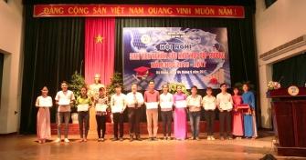 Đại học Sư Phạm: Hội nghị sinh viên nghiên cứu khoa học cấp trường năm học 2016 – 2017