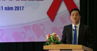 Sinh viên Đại học Đà Nẵng tham gia Mít tinh hưởng ứng Tháng hành động quốc gia phòng chống HIV/AIDS và Ngày Thế giới phòng chống AIDS