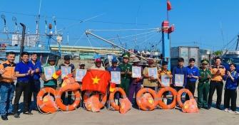 Hành trình Tuổi trẻ vì biển đảo quê hương năm 2020 ở Đà Nẵng