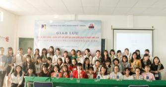 Giao lưu Đại học Bách khoa – ĐHĐN và Hiệp hội sinh viên Quốc tế Nhật Bản ISA