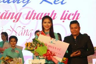 Sinh viên tài năng thanh lịch Đại học Đà Nẵng 2017