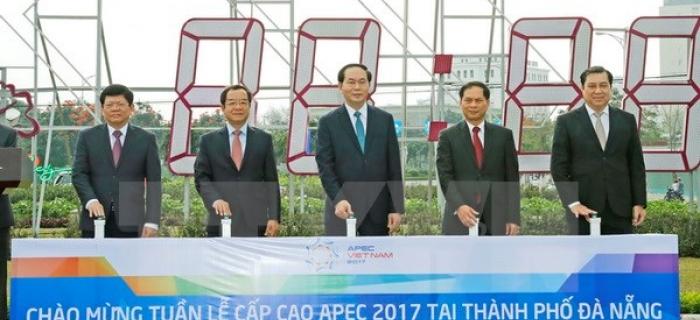 CHÀO MỪNG NĂM APEC VIỆT NAM 2017
